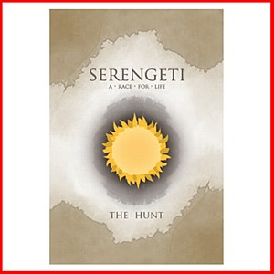 Serengeti : A Race for Life : The Hunt