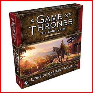 A Game of Thrones : Lions of Casterly Rock : Deluxe Expansion