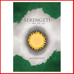 Serengeti : A Race for Life : Migration