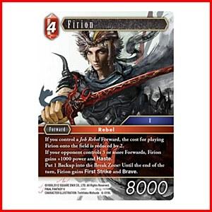 Firion Foil (6-019L)