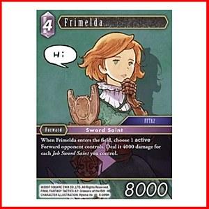 Frimelda Foil (6-099H)