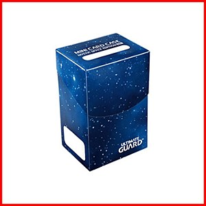 Ultimate Guard : Deck Case : 60+ Mini American Cards : Mystic Space