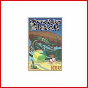 Spring Break MSU