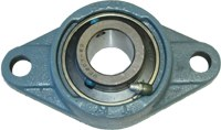 Bearing 2 Bolt Flange 1-1/4