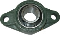 "Bearing 2 Bolt Flange 1-1/4"" Bore"