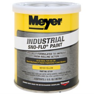 Meyer paint Yellow Quart