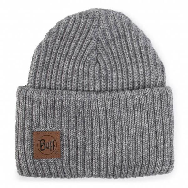 Rutger Melange Grey Hat