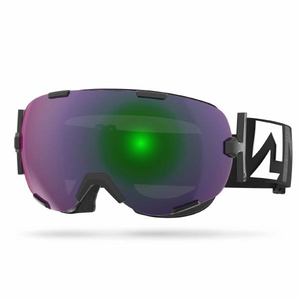 Projector + Black w/Green