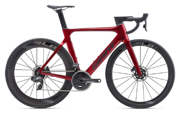Propel Advanced Pro 0 Disc Red