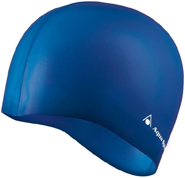 Classic Silicone Cap Blue