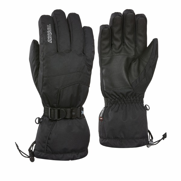 Shuttle Glove Noir L