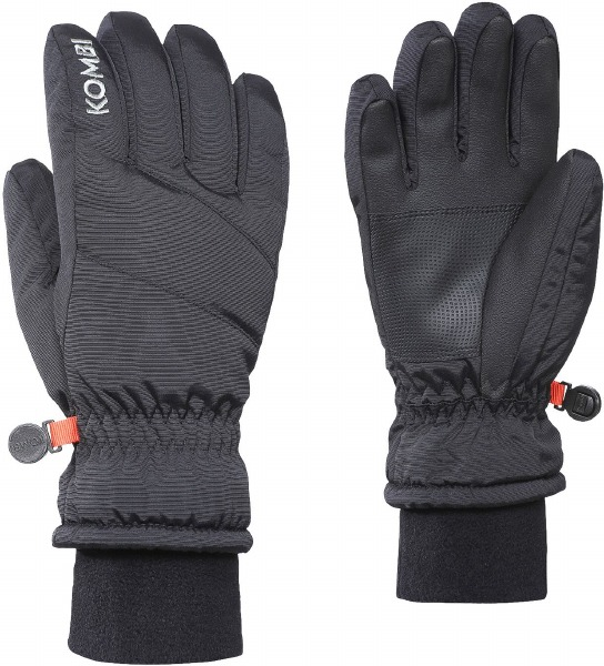 The Peak Jr Glove Bk S