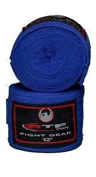 Bandage 12' Bleu