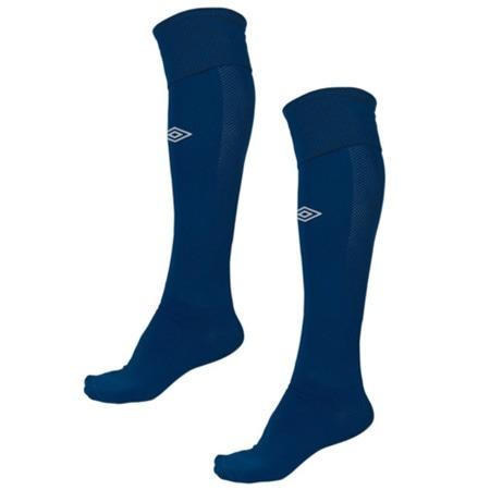 Player Sock 10-13 Bleu/Blanc