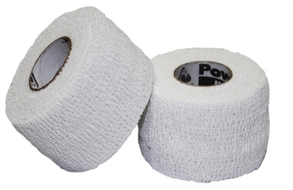 Powerflex grip 25 x 4 White