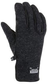 Shelburne Mens Glove Black L
