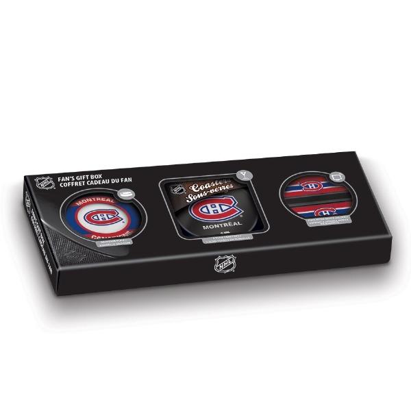 Fan gift box Canadiens