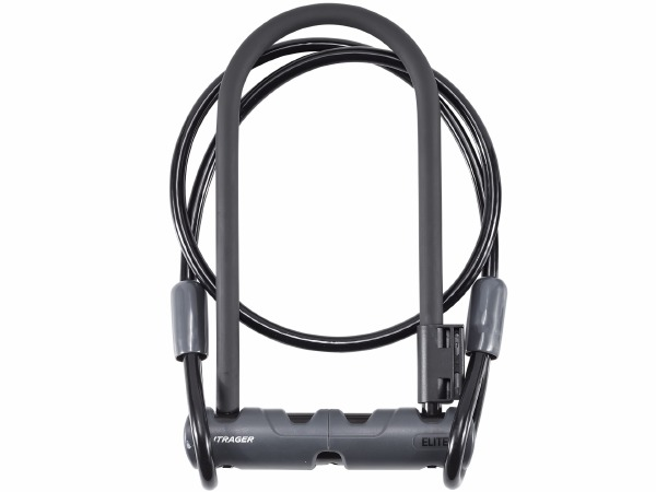 Elite U-Lock w/cable