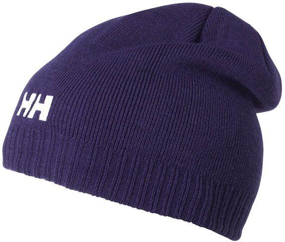 Brand Beanie Nordic Purple