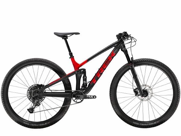 Top Fuel 8 NX Black L