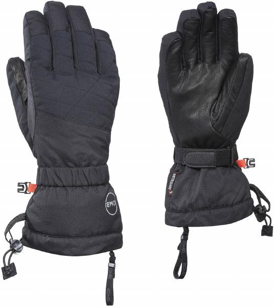 La Fidele Ladies Glove Bk L