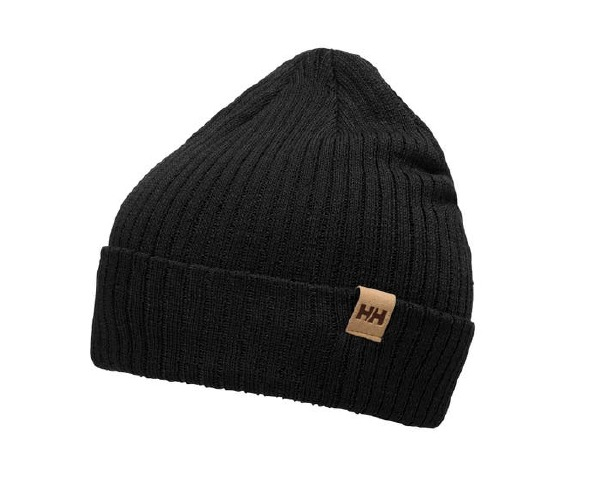 Business Beanie Noir