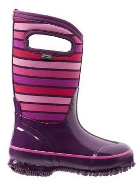 Classic Stripes Purple Mult 12