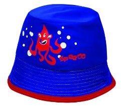 Ch UV Bucket Hat Bleu S/M