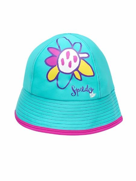 Ch UV Bucket Hat Aqua S/M