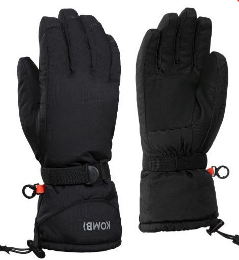 The Basic Mens Glove Black M