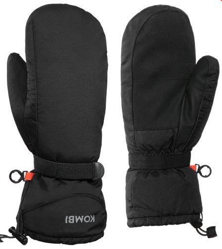 The Basic Womens Mitten Black