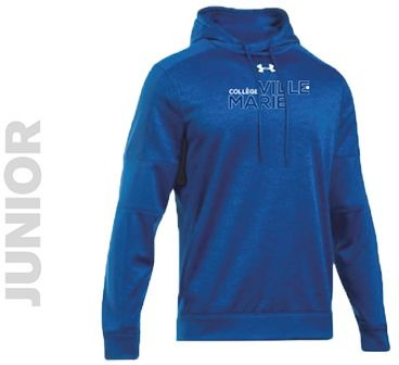 Hustle Fleece Hoody Jr Roy YL
