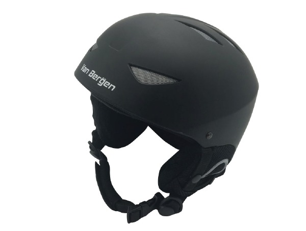 Casque de ski junior Noir S/M