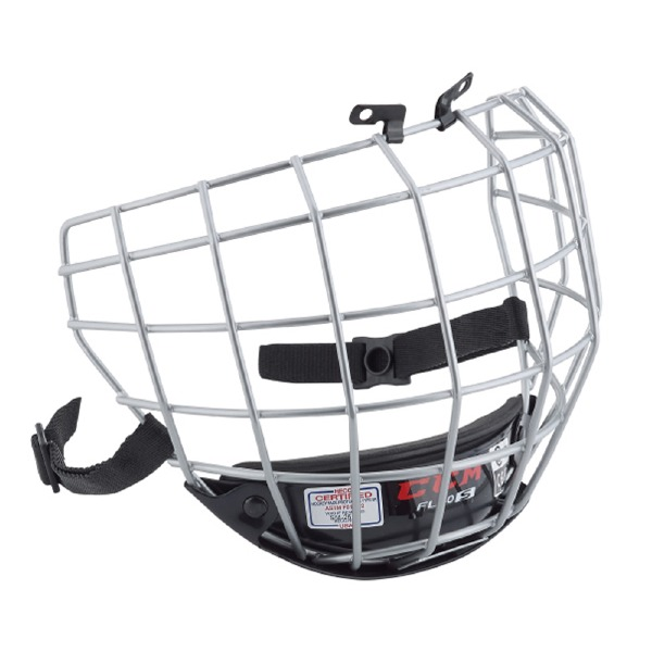 FL 40 FaceMask Black M