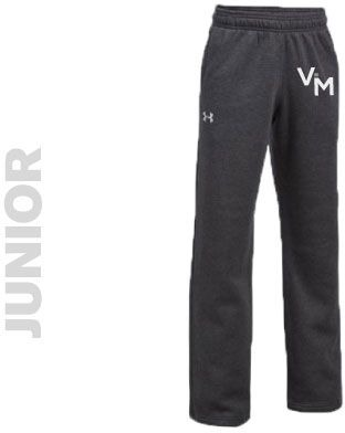 Hustle Fleece Pant Jr Carb YL