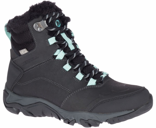 Thermo Fractal MID WP Noir 9.5