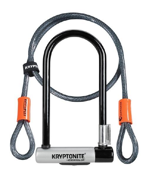 Kryptolok STD + flex cable 4'