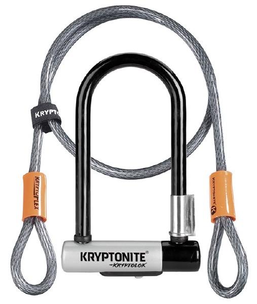 Kryptolok Mini 7 AV/Cable 4'