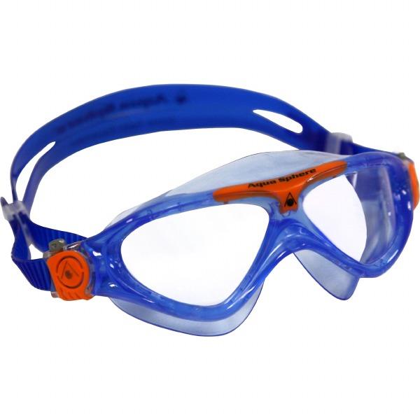 Vista JR Clear Lens Blue/Orang