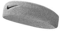 Swoosh Headband Silver/Black