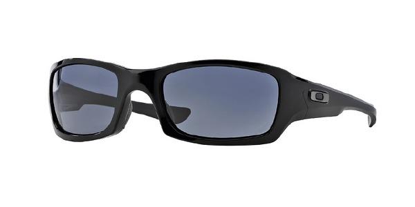 Five Squared Polished Black