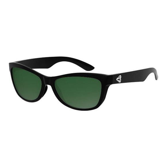 Gatto Matte Black Gloss Green
