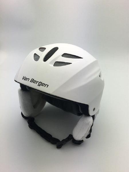 Casque de ski senior Blanc S/M