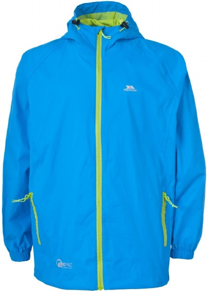 Qickpac Jacket Cobalt S