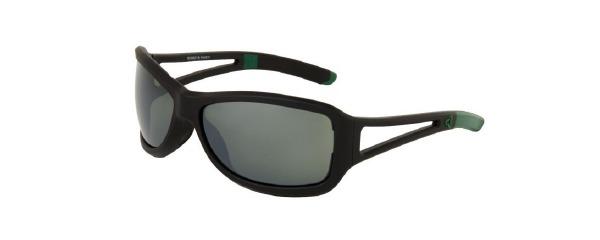 Carnaby Matte Black Green