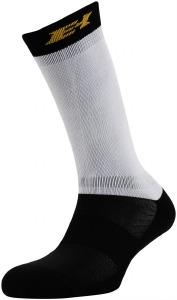 Elite Pro Cut Sock SilverBlack