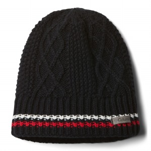 Cabled Cutie Beanie II Black