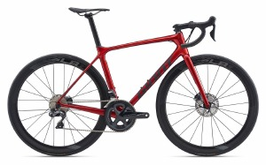 TCR Advanced Pro 1 Disc Red XS