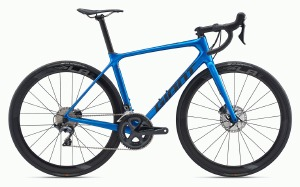 TCR Advanced Pro 2 Disc Blue X