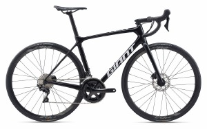 TCR Advanced 2 Disc Black XS